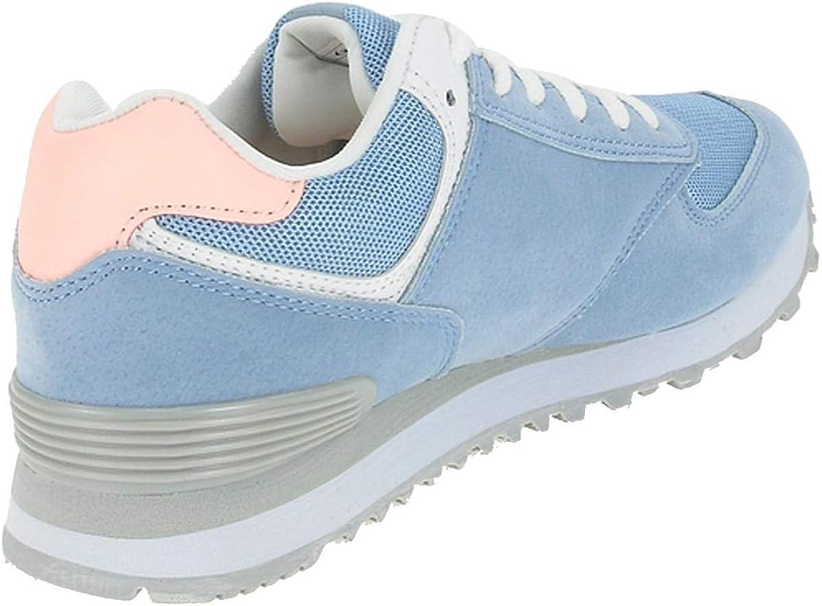 Beppi Casual, Chaussure De Gymnastique Femme Bleu