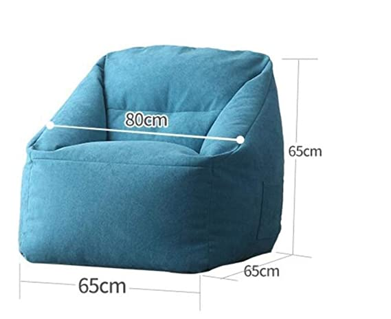 Amazon.com: WWsofa Bean Bag Chairs for Teenagers Lazy Sofa ...