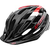 Giro Revel Bike Helmet - Black/Bright Red