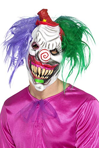 Kolorful Killer Klown Mask -