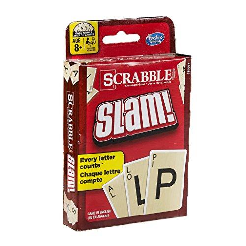 - SCRABBLE Slam Card Game English