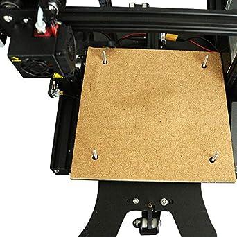 Impresora 3D Ender-3 235235 mm 310310 mm CR-10 aislante de algodón ...