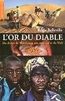 L'or du diable : Du désert de Mauritanie aux mines d'or du Mali par Belleville