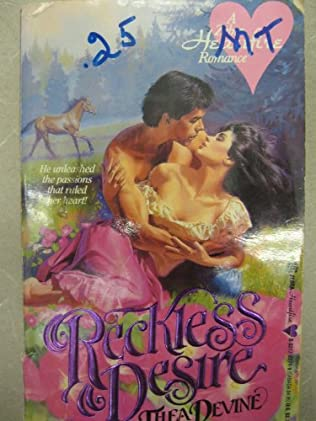 book cover of Reckless Desire