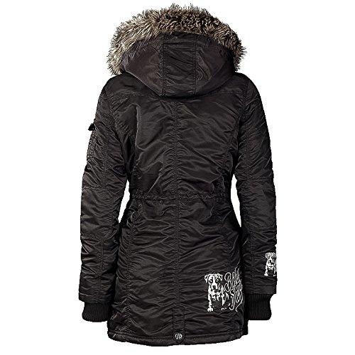 Jacket Jacket Nalva Black Jacket Nalva Babystaff Parka Babystaff Parka Black Babystaff T4S6wqx0
