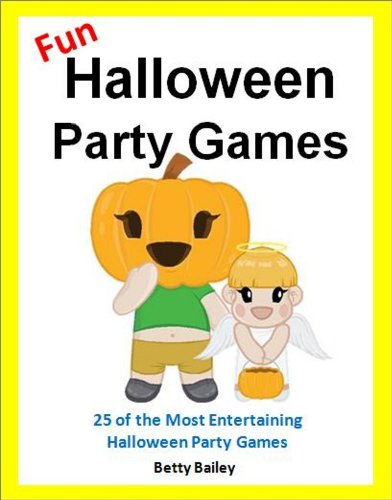 Fun Halloween Party Games - 25 of the