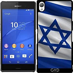 Funda para Sony Xperia Z3 - Bandera De Israel by Carsten Reisinger