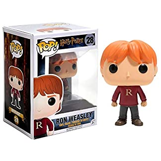 FunKo Figurine Pop ! Harry Potter 28 - Ron Weasley