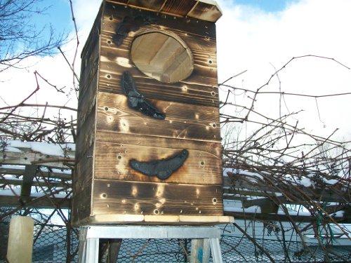 Barn Birdhouses - 8