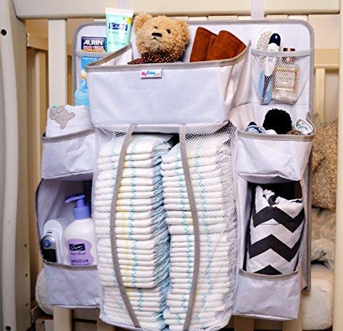 Baby Nursery Organizer & Diaper Caddy By MyBabyLee by MyBabyLee (Image #1)