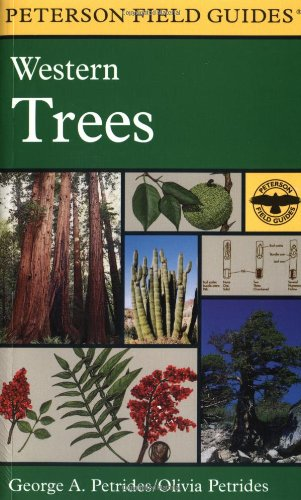 A Field Guide to Western Trees (Peterson Field Guides: 44) - Book #44 of the Peterson Field Guides