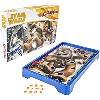 Amazon com: Hasbro Operation Game: Toys & Games