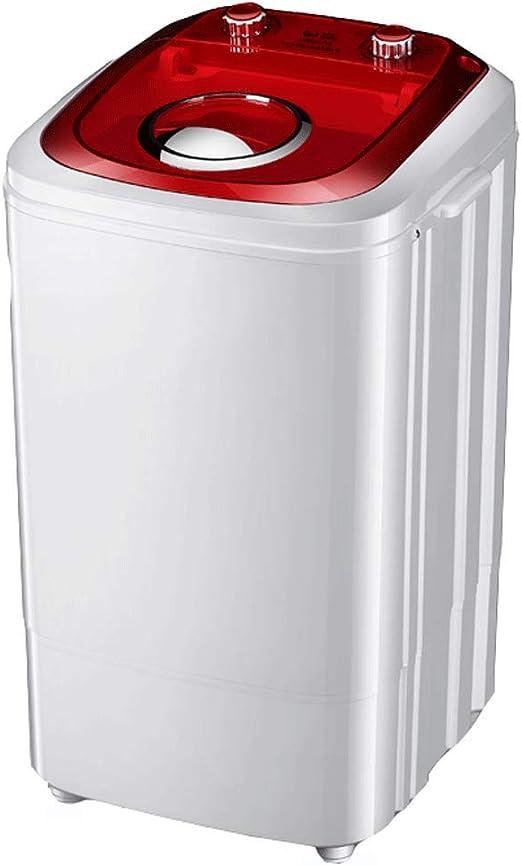 Lavadora Mini Lavadora Lavadora semiautomática: Amazon.es: Hogar
