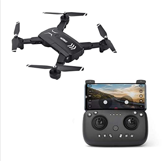 TwoCC Drone,Hw900I 4K Cámara Dual 5G FPV WiFi Drone Aéreo Plegable ...
