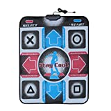 sliding dance step - Egal Non-Slip Dancing Step Dance Mat Dancer Blanket Fitness Foot Print Pad to PC with USB