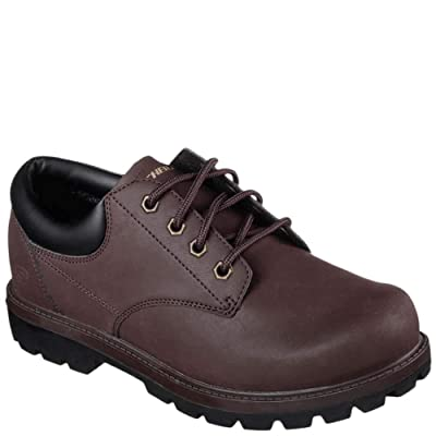 Skechers 65500 Men's Relaxed Fit: Toric - Bereno Oxford Shoe | Oxfords