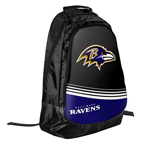 - Baltimore Ravens 2015 Stripe Core Backpack