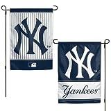 "MLB New York Yankees Garden Flag, 11""x15"", Team Color"