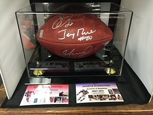 Autographed Authentic Football Certified Holograms