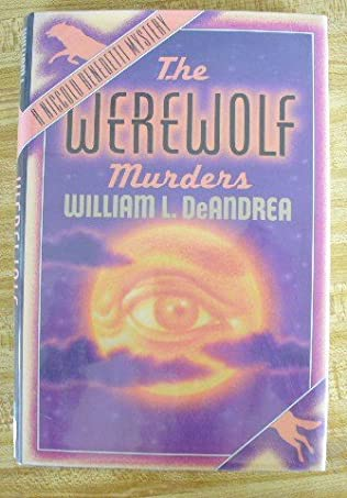book cover of The Werewolf Murders