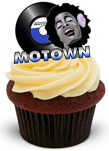 12 X MOTOWN MUSIC DESIGN Party Birthday 60s 70s