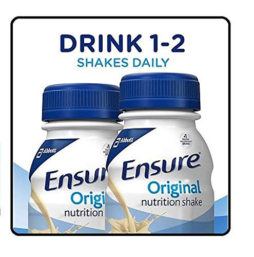 Ensure Shake, Vanilla, 192 Fluid Ounce