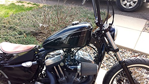 jbsporty sportster nightster 72 headlight mount. Black Bedroom Furniture Sets. Home Design Ideas