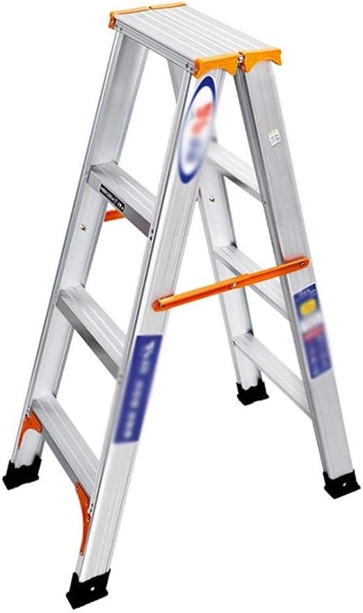 Escalera De Aluminio Plegable 2 Peldaños / 3 Peldaños / 4 Peldaños ...