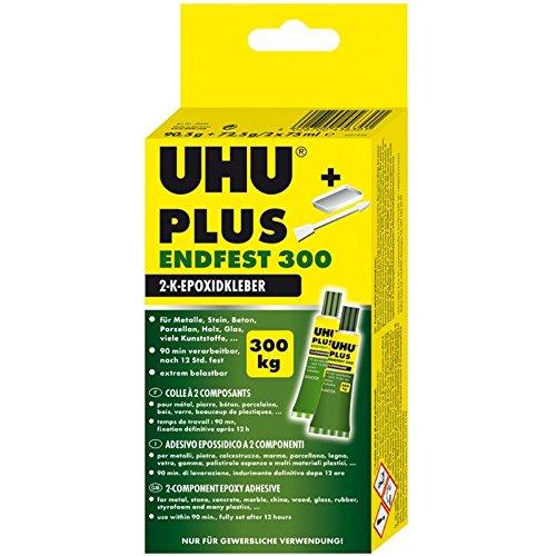 'Uhu 456301 due componenti colla 'Plus endfest 163 G HZB45630