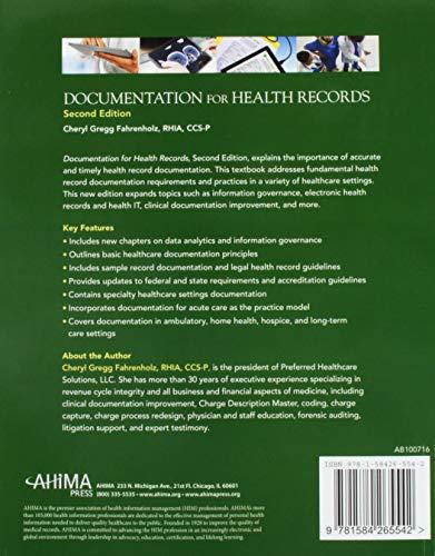 Documentation for Health Records - http://medicalbooks.filipinodoctors.org