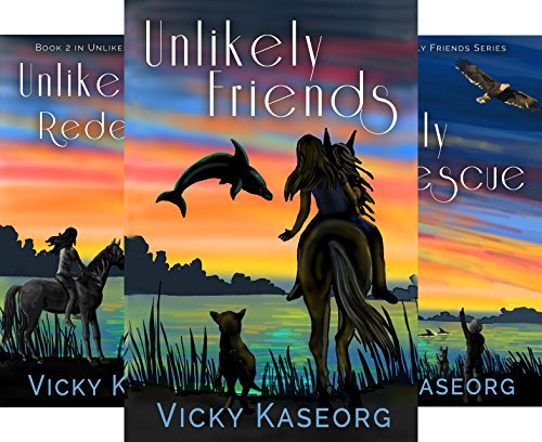 Unlikely Friends Series (4 Book Series)