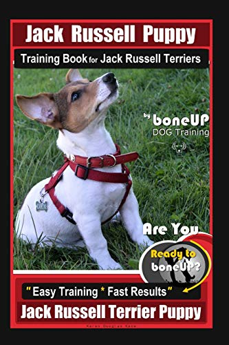 Jack Russell Puppy Training Book for Jack Russell Terriers for sale  Delivered anywhere in Canada