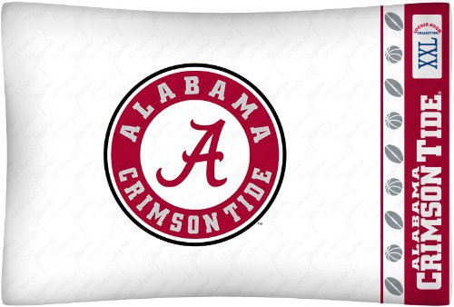 NCAA Alabama Crimson Tide - 5pc BED IN A BAG - Queen Bedding Set by Dream Time Kids Bedding (Image #3)