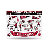 Arkansas State Red Wolves NCAA Family Decal (Large)