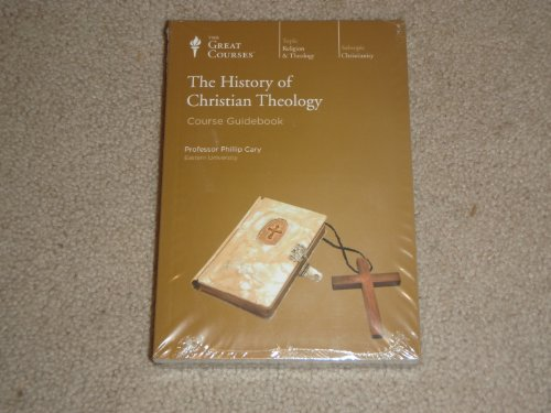Great Courses (Teaching Company) History of Christian Theology (Course Number 6450 DVD)