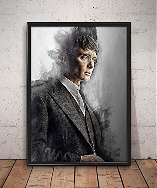 Home Decor Peaky Blinder Ladies Gift Elizabeth Shelby,Poster Print Wall Art