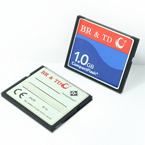 Ogrinal SDCFB-1024-1GB Type I Compact Flash memory card BR&TD camera card CNC machine cf1gb card by BR (Image #3)