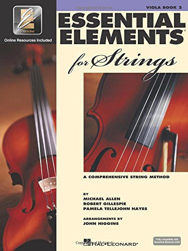 - Essential Elements for Strings - Book 2 with EEi: Viola