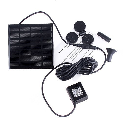 RivenAn-Solar-Pump-for-Water-Fountain-Solar-Powered-Panel-Kit-Pool-Garden-Watering-Submersible-Pump-Birdbath-Fountain-With-Separate-Solar-Panel
