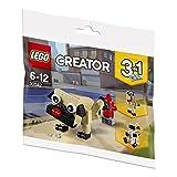 3 in 1 lego sets - LEGO Creator 3 in 1 Pug, Turkey, and Koala Bear (30542) Bagged