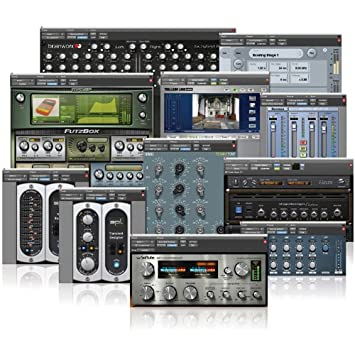 Avid Massive Pack 8 Plugin Bundle for Pro Tools HD: Amazon co uk
