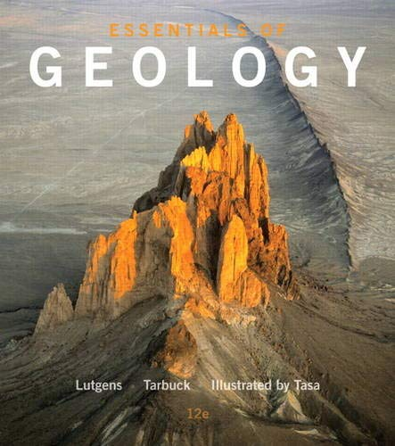 Essentials of Geology (12th Edition) (Soil Essential Science)