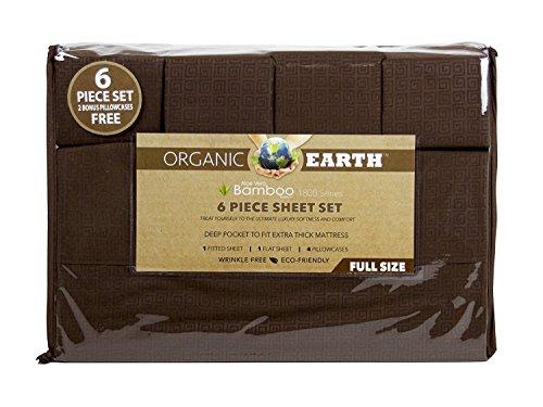 Organic Earth Bamboo Essence Chocolate