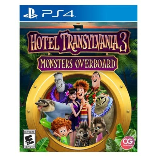 : Monsters Overboard - PlayStation 4 Edition ()