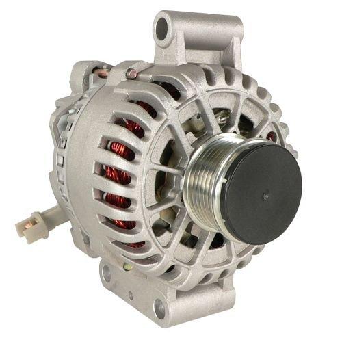 合計電源パーツオルタネーターforフォードフォーカスW / Manual Transmission l4 2.0 L 2.3 L 2.0 2.3 05 06 2005 2006 / 4s4t-10300-bc、4s4t-10300-bd、4s4z-10346-ba、4s4z-10346-bb / gl-592、gl-632、gl-650 B07892SD74