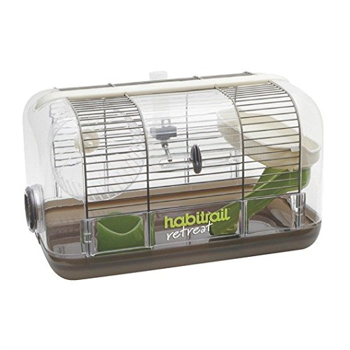 Habitrail Retreat - Small Animal Cage - No Assembly Required