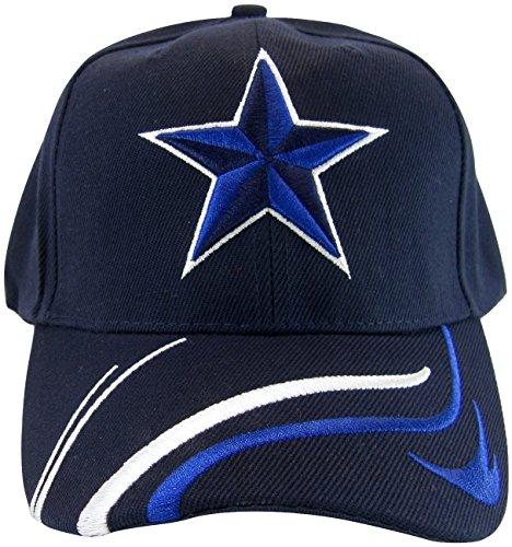 Dallas Texas Large Adjustable Baseball product image