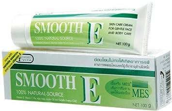 Smooth E Cream With Vitamin E Aloe Vera 100g