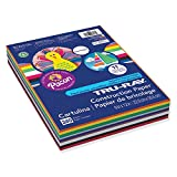Pacon Tru-Ray Assorted Colors Smart Stack