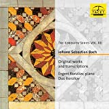 Vol. 12-Koroliovol. Series-Bach-Original Works & T